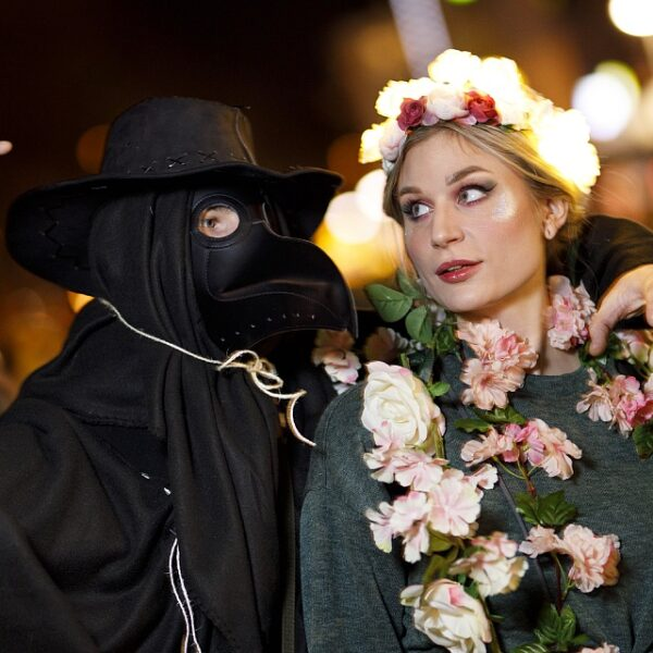 Где отметить Хэллоуин в Москве: вечеринки, квесты и Булгаков
