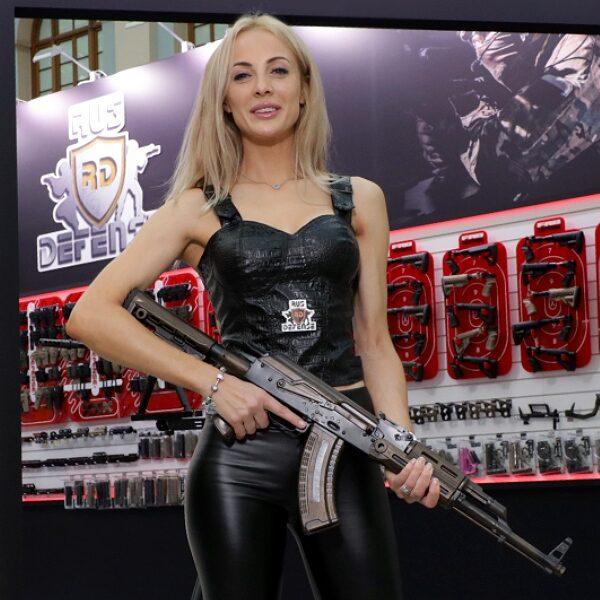 Выставка товаров для охоты ORЁLEXPO в Москве