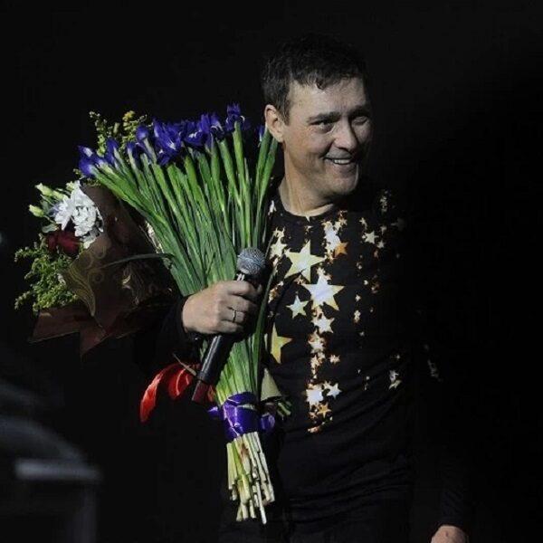 Концерт Юрия Шатунова 11 марта 2022