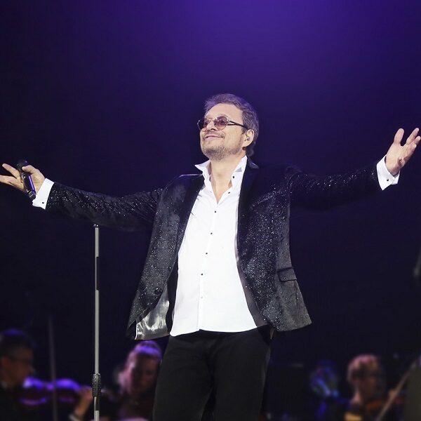Концерт Владимира Маркина «Только для своих – 2021» в Кремле