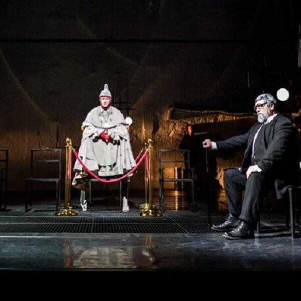 Спектакль «Отелло» в Театре на Таганке