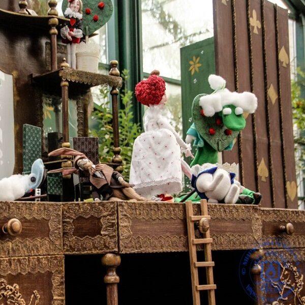 Весенний фестиваль кукольных театров Аптекарского огорода