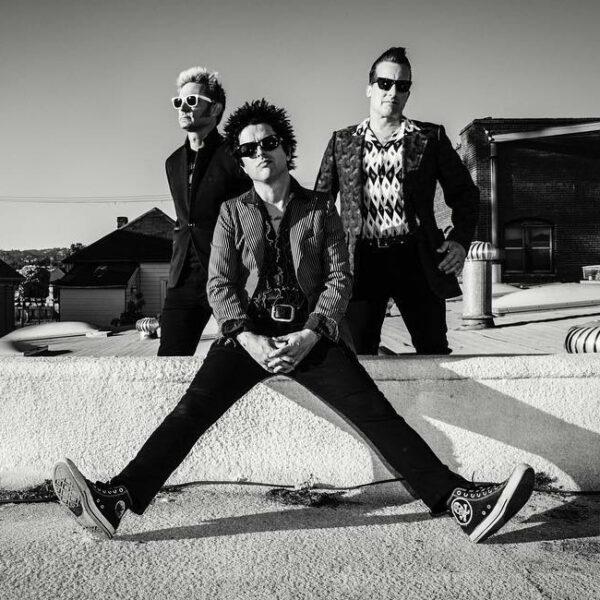 Концерт группы Green Day 29 мая 2022