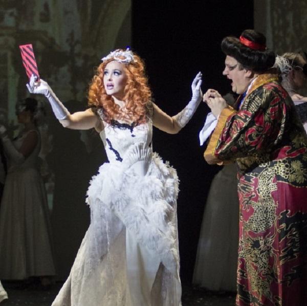 Мюзикл «Белый. Петербург»