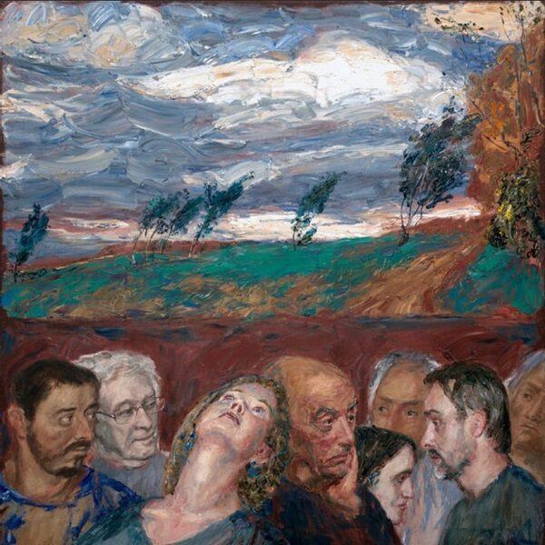 Выставка Федора Олевского  «Пространство реальности»