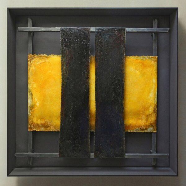 Выставка Константина Байдакова  «Встречающиеся пространства»