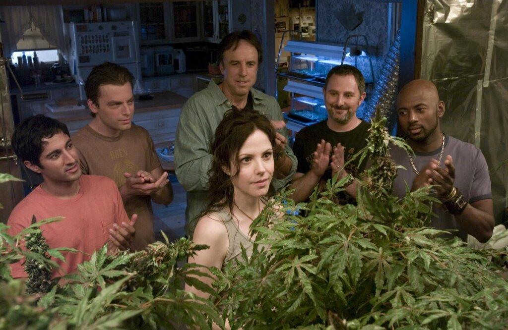 Фильм как растить марихуану синтетическую марихуану