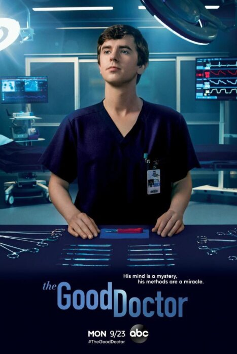 Хороший доктор 3 сезон