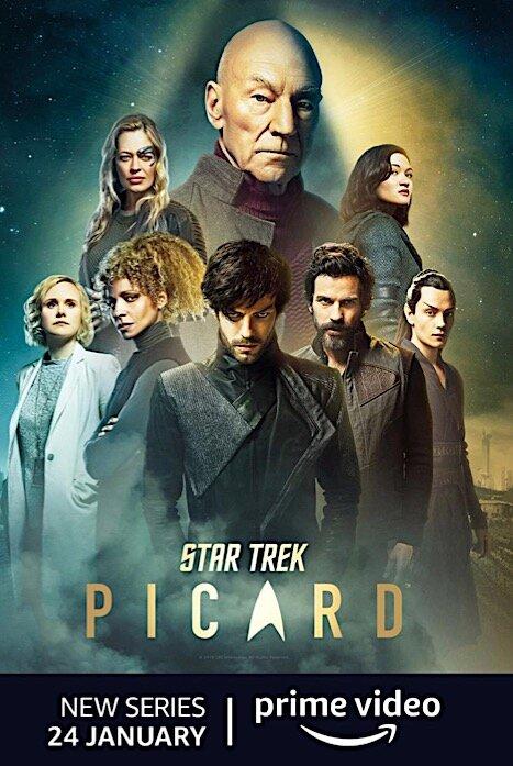 Звездный путь: Пикар 1 сезон