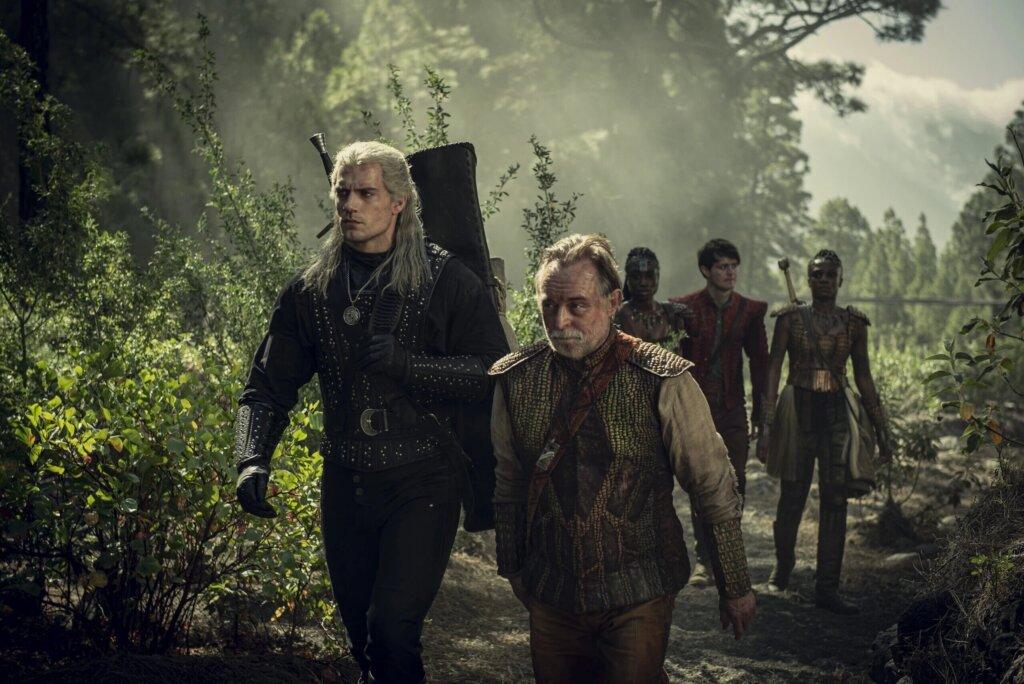 Поклонники узнали дату выхода второго сезона «Ведьмака»