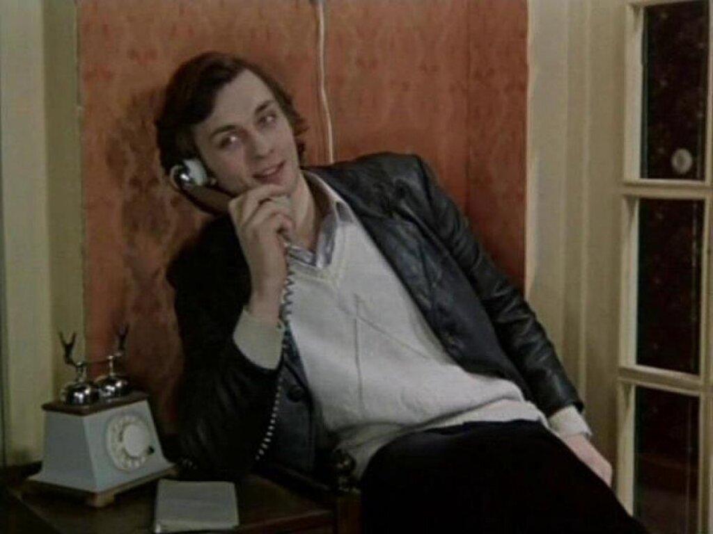 Дебютировал в кино в 1984 году. Домогаров сыграл в картине «Наследство». Фото: кадр из фильма