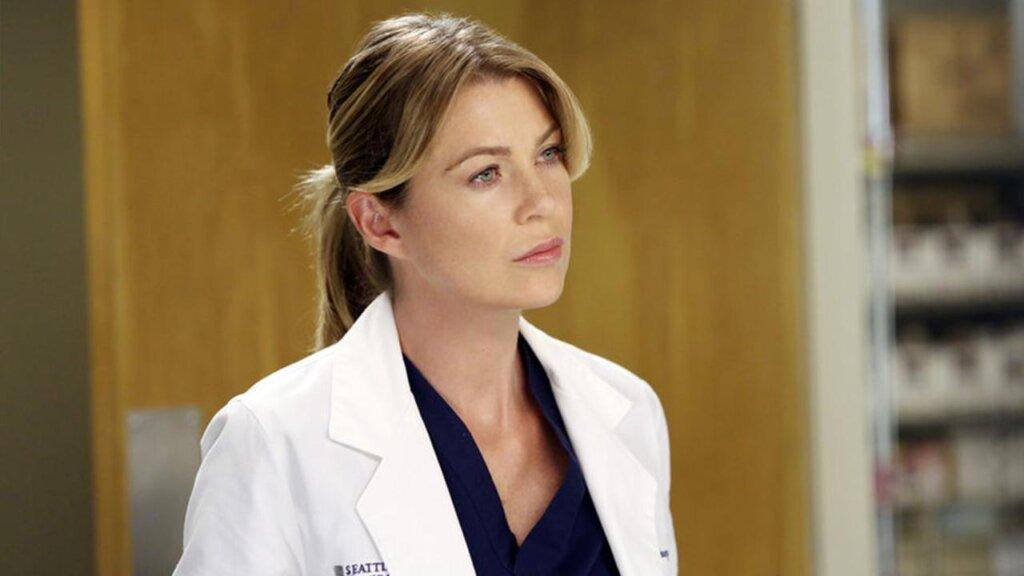 Мередит Грей из «Анатомии страсти» попала в список 10 самых сильных женских персонажей на телевидении