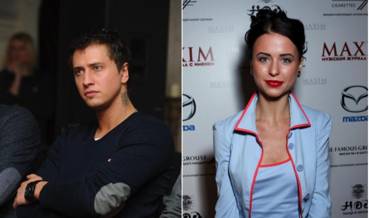 Влюбленные Павел Прилучный и Мирослава Карпович — вместе даже в супермаркет