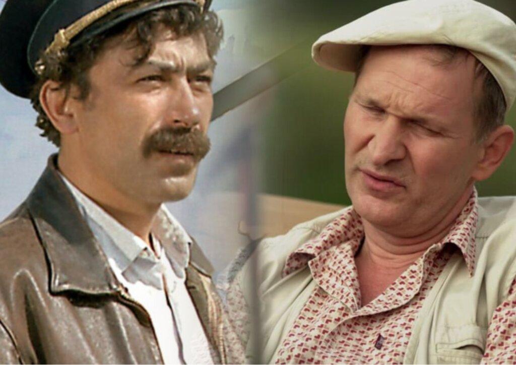 Как выглядит Вахтанг Кикабидзе в седьмом сезоне «Сватов»