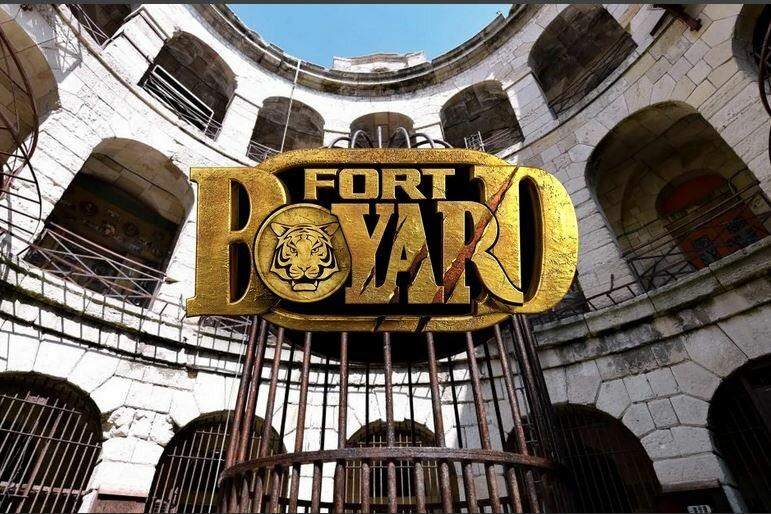 Звёзды сидят на карантине ради шоу «Форт Боярд»