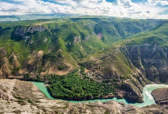 Дагестан: Бюджетный отдых в завораживающих пейзажах