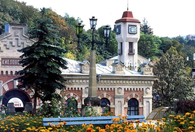 В Кисловодск и Железноводск за вдохновеньем и к целебным источникам