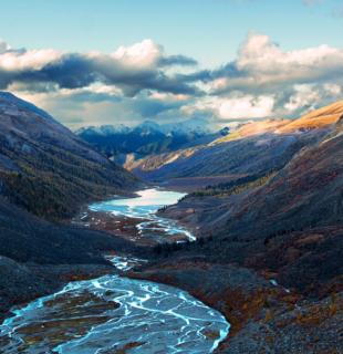 долина реки аккем