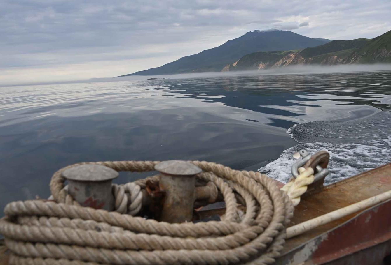 экспедиция на курилы 156