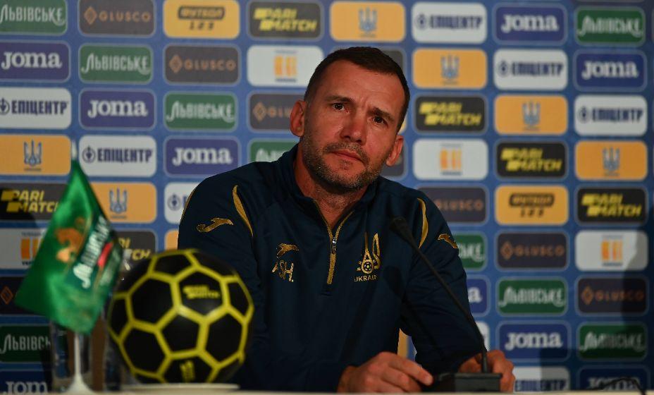 Андрей Шевченко покидает сборную Украины по футболу. Фото: Global Look Press