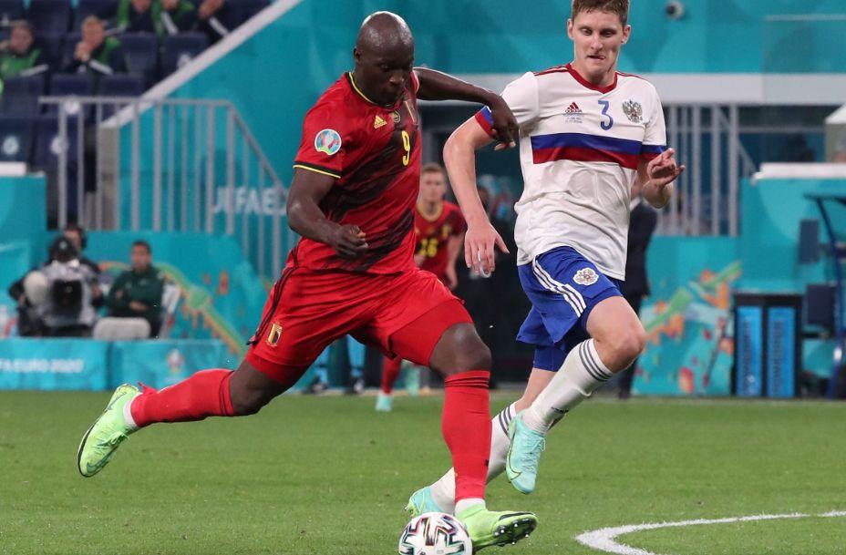 Лукаку трепал нервы сборной России, а теперь встал на пути «Зенита». Фото: Reuters