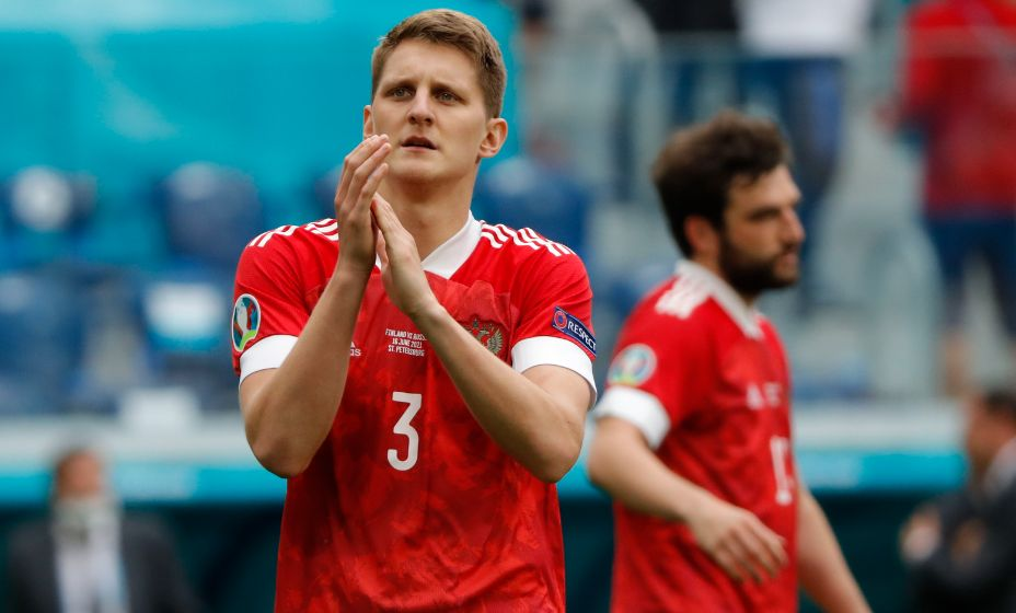 Игорь Дивеев стал основным защитником сборной России. Фото: Reuters