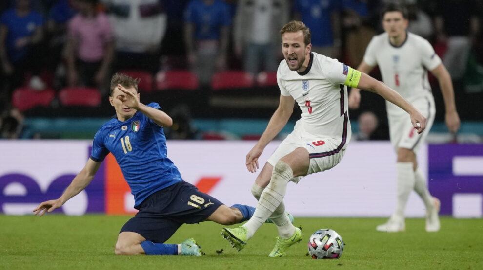 Италия - Англия финал Евро-2020 Харри Кейн