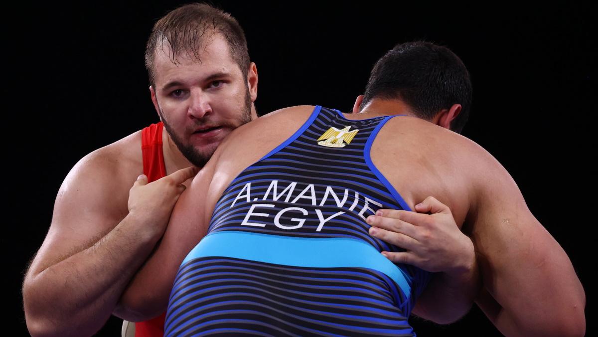 Сергей Семенов - бронзовый призер Олимпиады 2020. Фото: REUTERS
