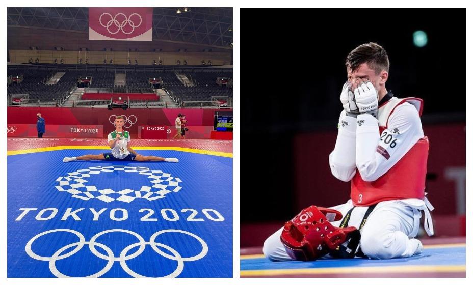 Ирландский спортсмен Джек Вулли подвергся нападению хулиганов. В результате его госпитализировали. Фото: Instagram Джека Вулли