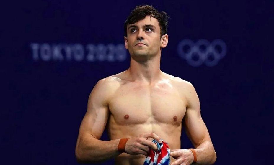 Британский олимпийский чемпион Том Дэйли отреагировал на гомофобные фразы, которые звучали на телевидении России во время Олимпиады. Фото: Instagram Тома Дэйли