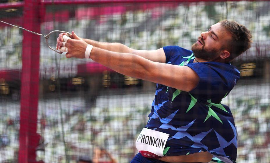 Метатель молота Валерий Пронкин собирался проявить себя на Играх-2020, но соперники оказались сильнее. Фото: Reuters