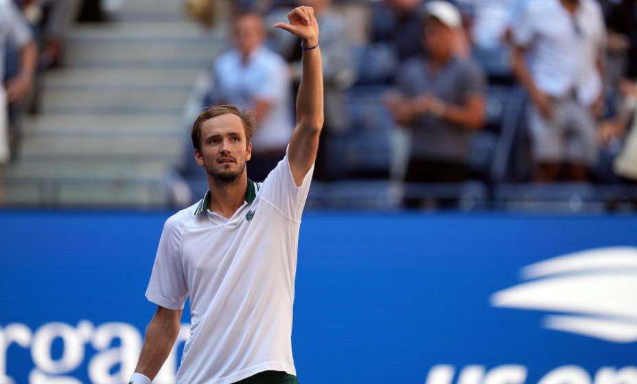 Вторая ракетка мира Даниил Медведев - финалист Открытого чемпионата США. Фото: Reuters