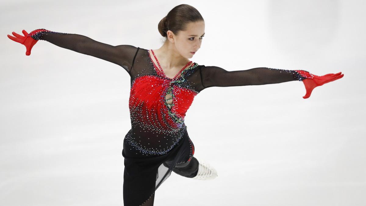 Камила Валиева будет усиливаться перед Олимпиадой-2022. Фото: GLOBAL LOOK PRESS